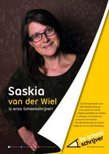 Affiche voor 7e editie De Sschoolschrijver