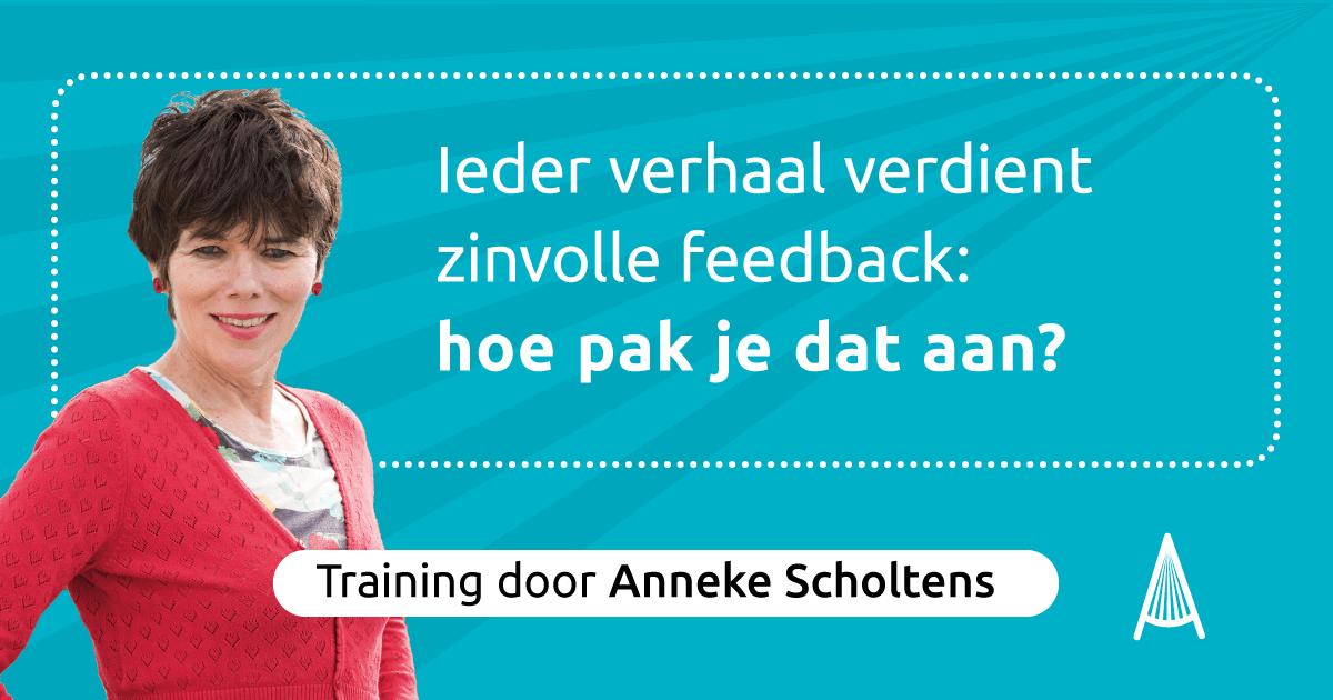 Anneke Scholtens